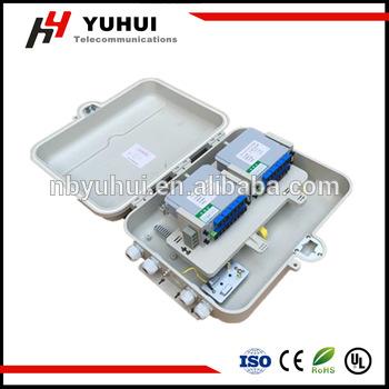 32 jádro venkovní PLC box